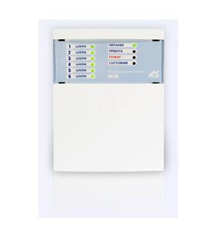 Прибор приёмно-контрольный охранно-пожарный А6-06