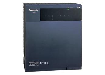 KX-TDA100 - цифровая АТС Panasonic
