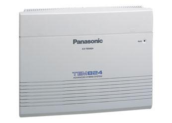 KX-TEM824RU - офисная аналоговая АТС Panasonic
