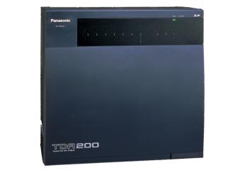 KX-TDA200 - цифровая АТС Panasonic