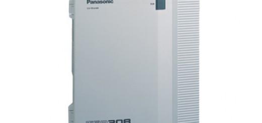 KX-TEB308RU - аналоговая АТС Panasonic малой емкости
