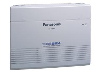 KX-TES824RU - офисная аналоговая АТС Panasonic