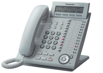 KX-NT343 - системный цифровой ip-телефон Panasonic